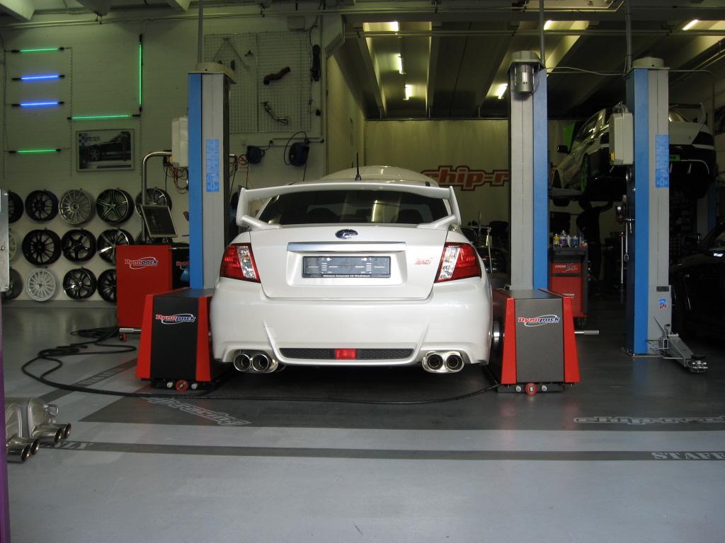 Subaru STI 2011