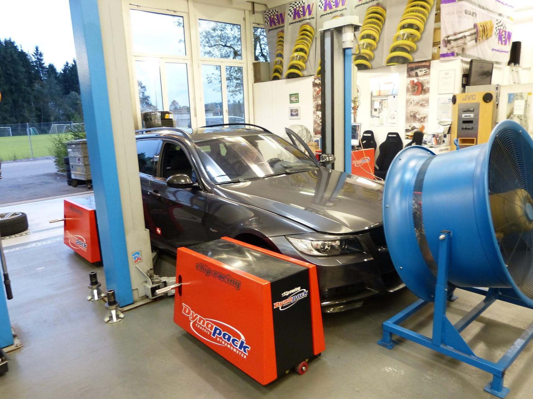 BMW Ecutek Tuning Chip-Racing