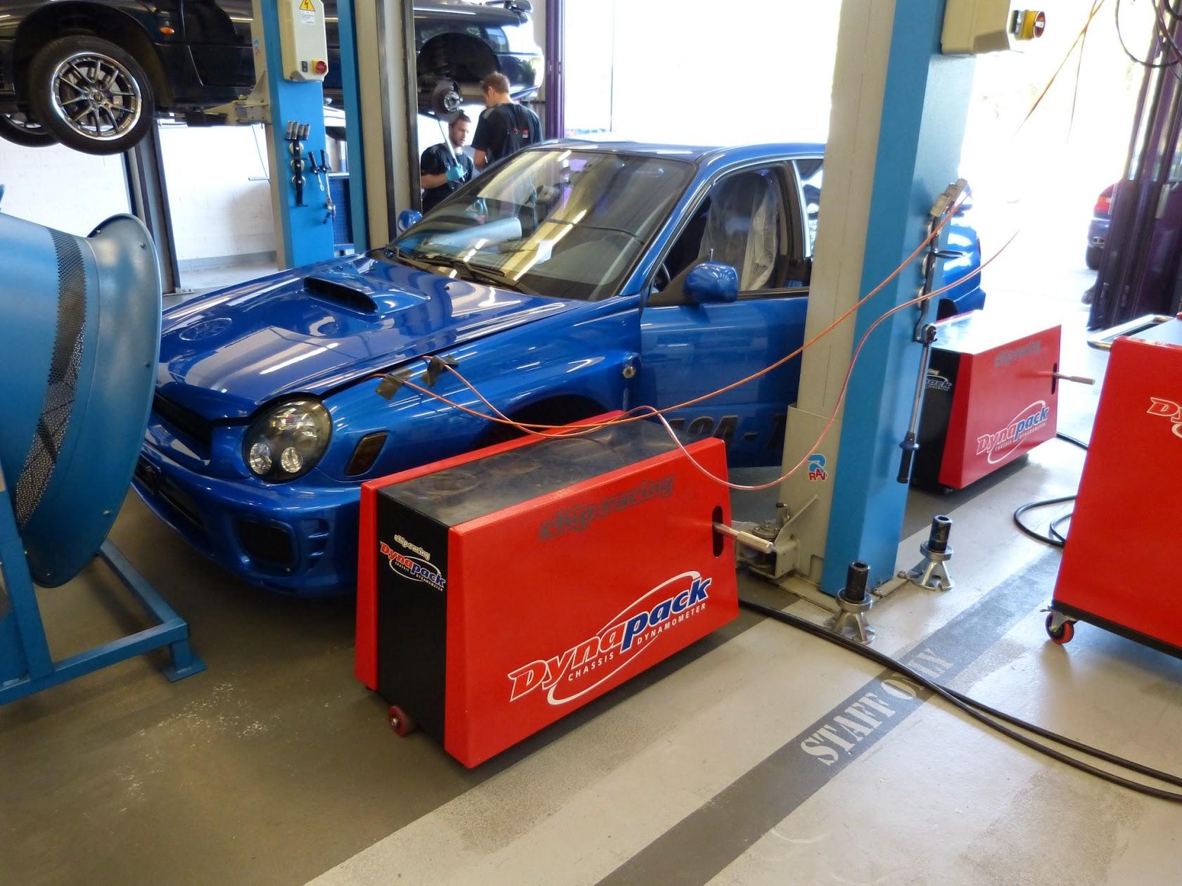 Subaru STI 01