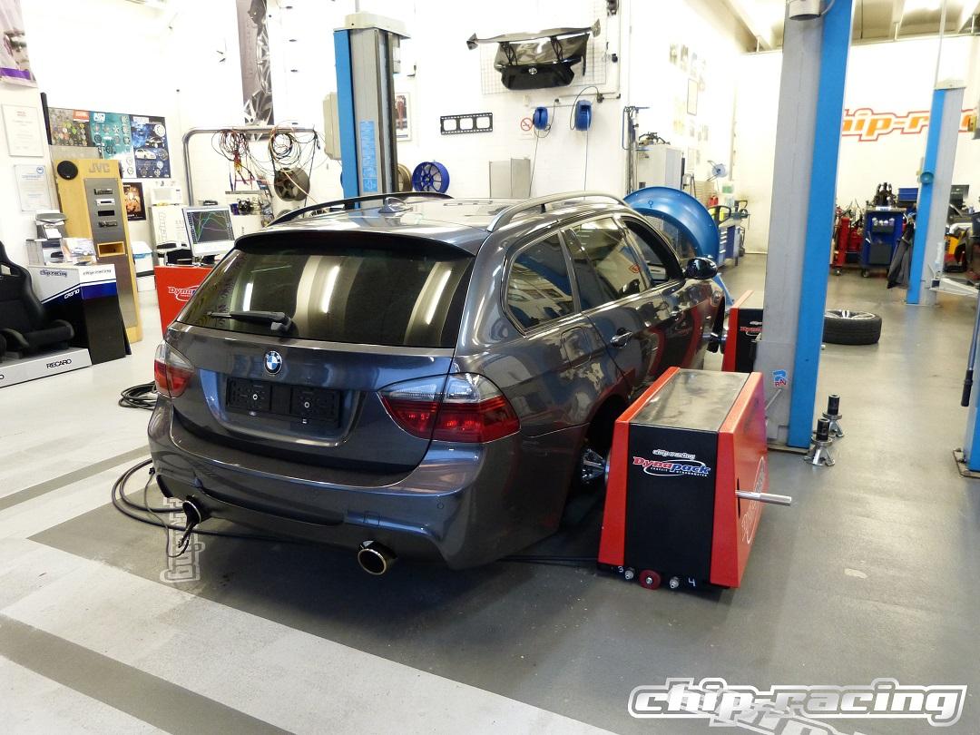 BMW-Tuning: N54 Turbo Upgrade