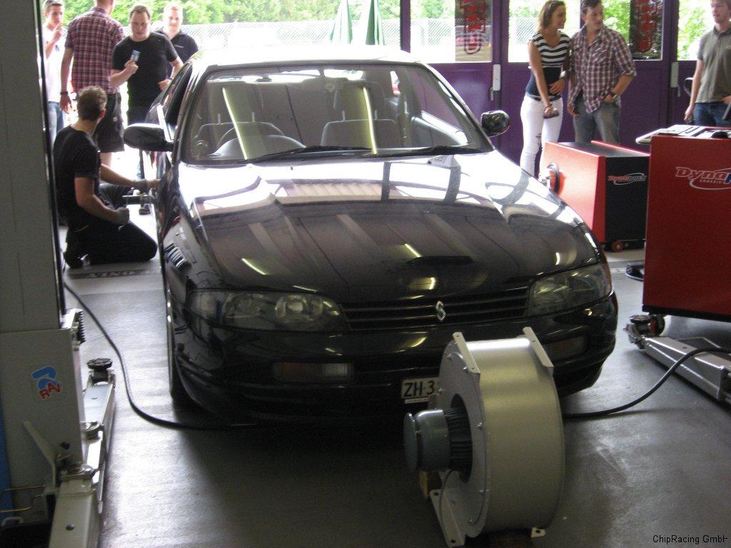 Chip-Racing Nissan GTR R33 Nistune Power FC Tuning Dynapack
