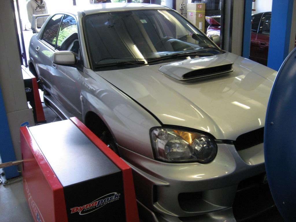 Chip-Racing Subaru STI ECUTEK APS Tuning Dynpack