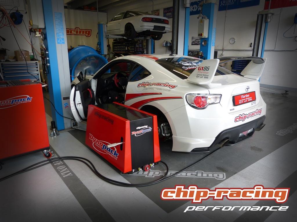 Chip-Racing Toyota GT86 / Subaru BRZ Tuning: CRTEK3 Turbo