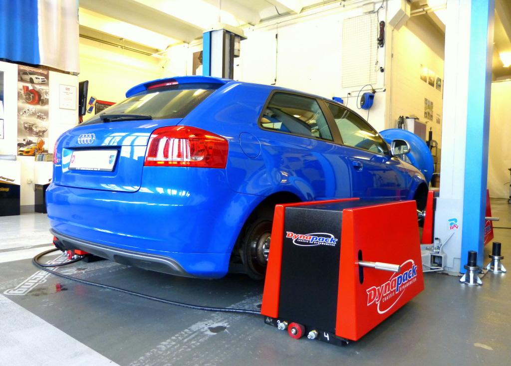 Chip-Racing Audi-VW Tuning