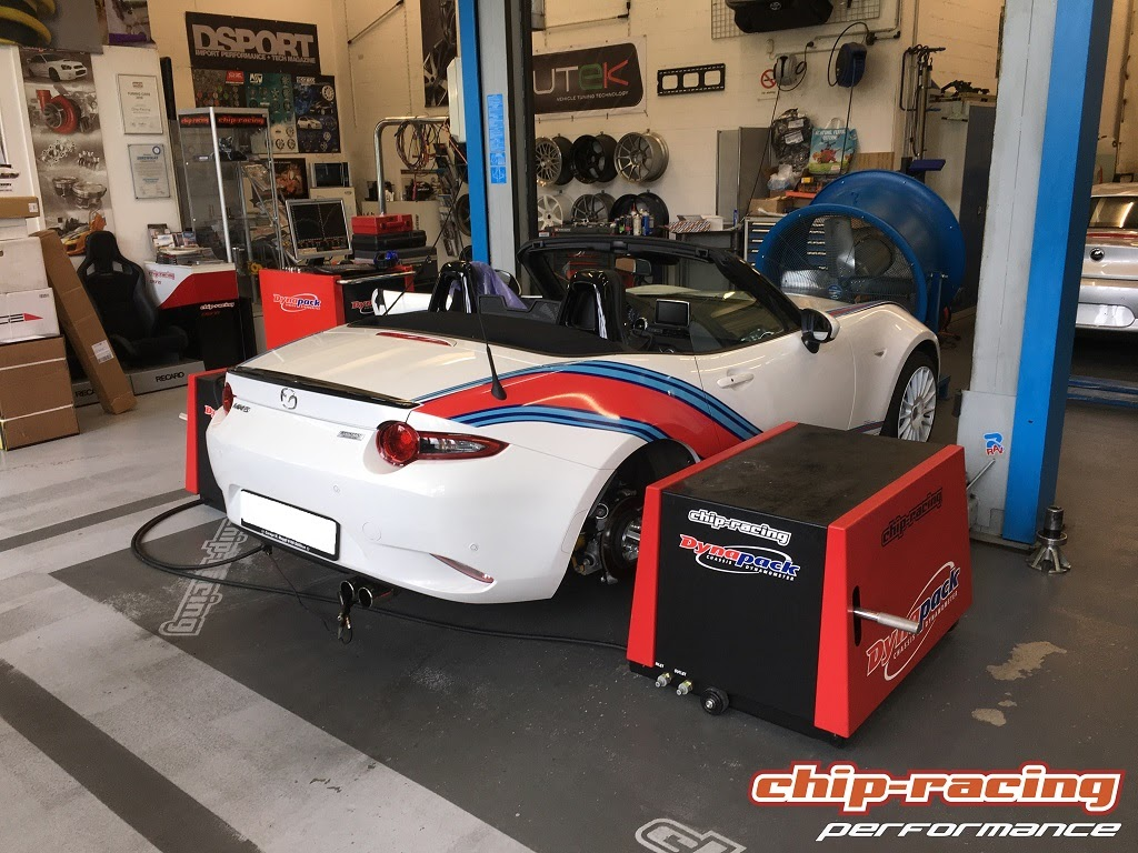 Mazda MX5 Ecutek Chip-Racing