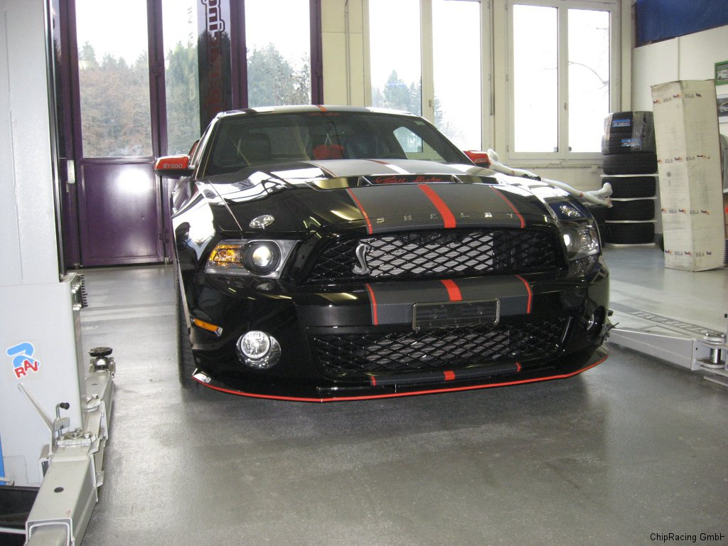 Mustang Wide Body