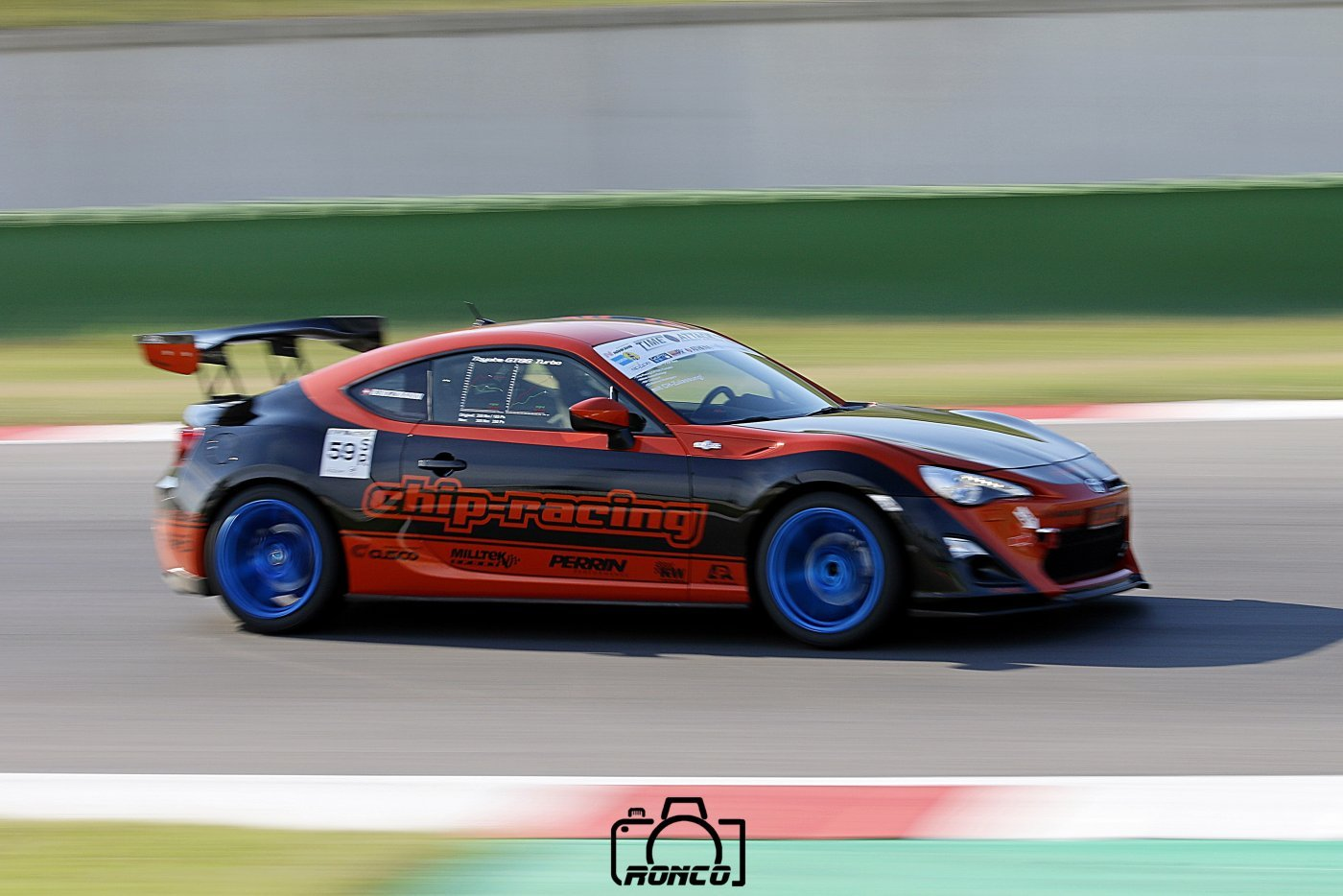 Time Attack Italia 2018 Misano Toyota  GT86 Turbo