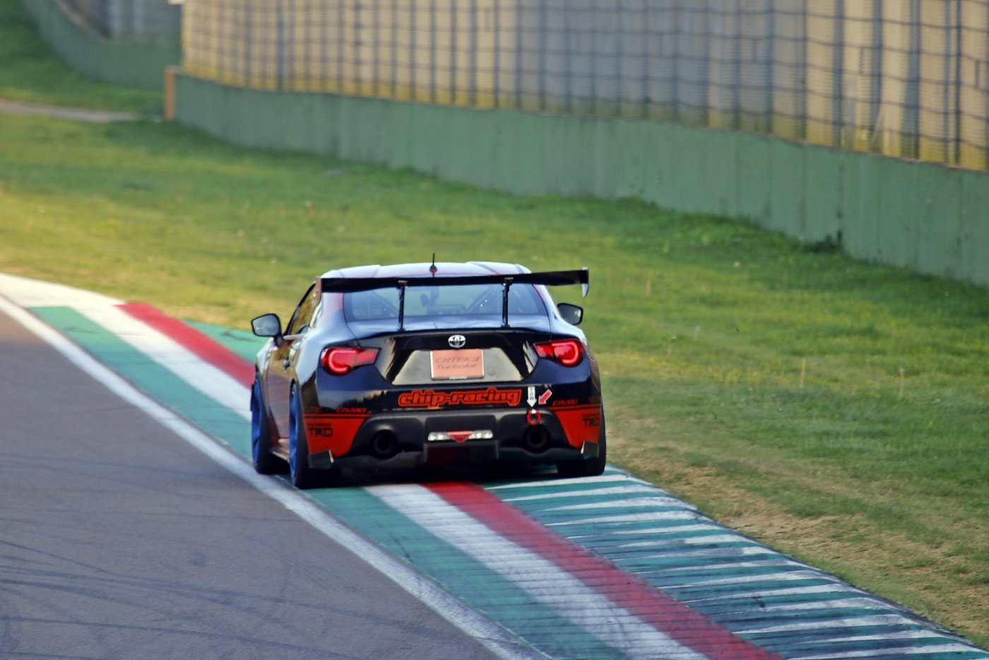 Time Attack Italia Chip-Racing GT86 Turbo 3