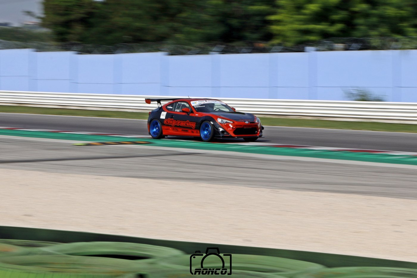 Time Attack Italia Chip-Racing GT86 Turbo 5