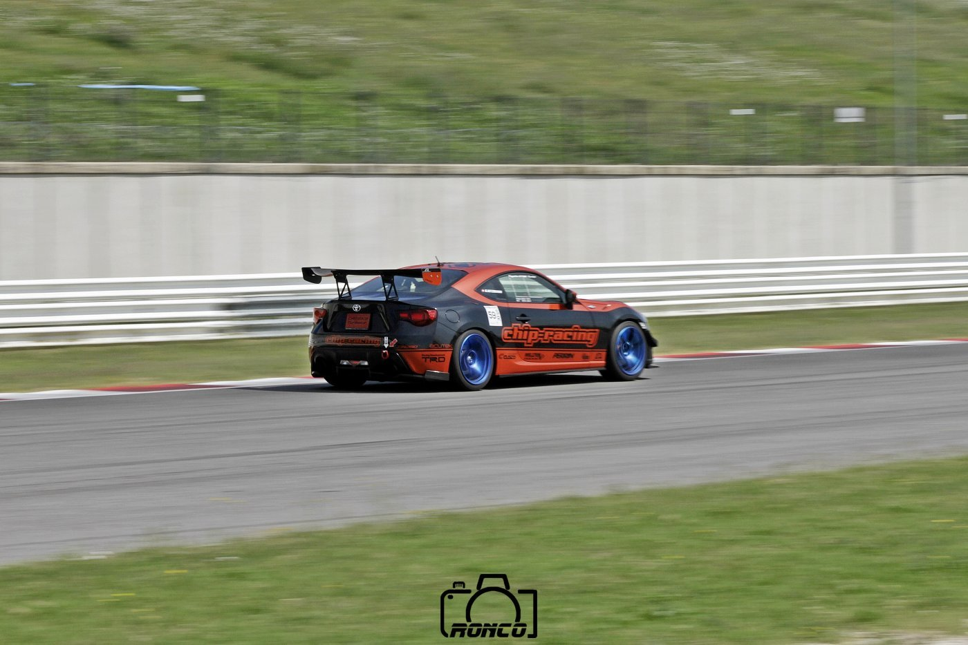 Time Attack Italia Chip-Racing GT86 Turbo