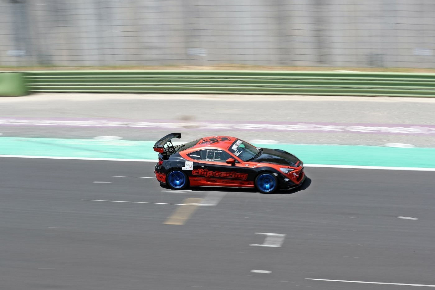 Time Attack Italia Vallelunga 2019 Chip-Racing GT86 Turbo