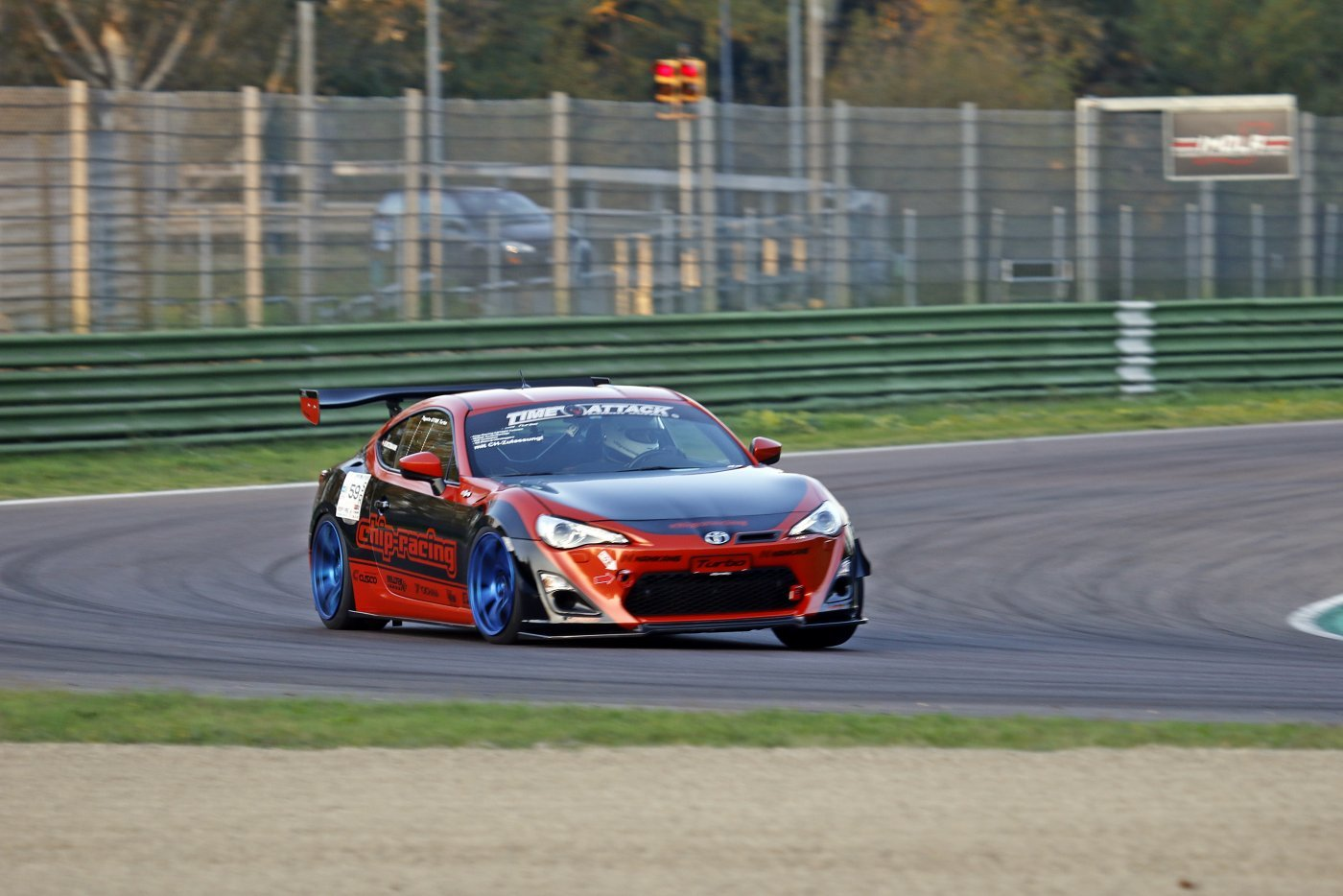 TAI 2019 Imola  CR GT86 Turbo
