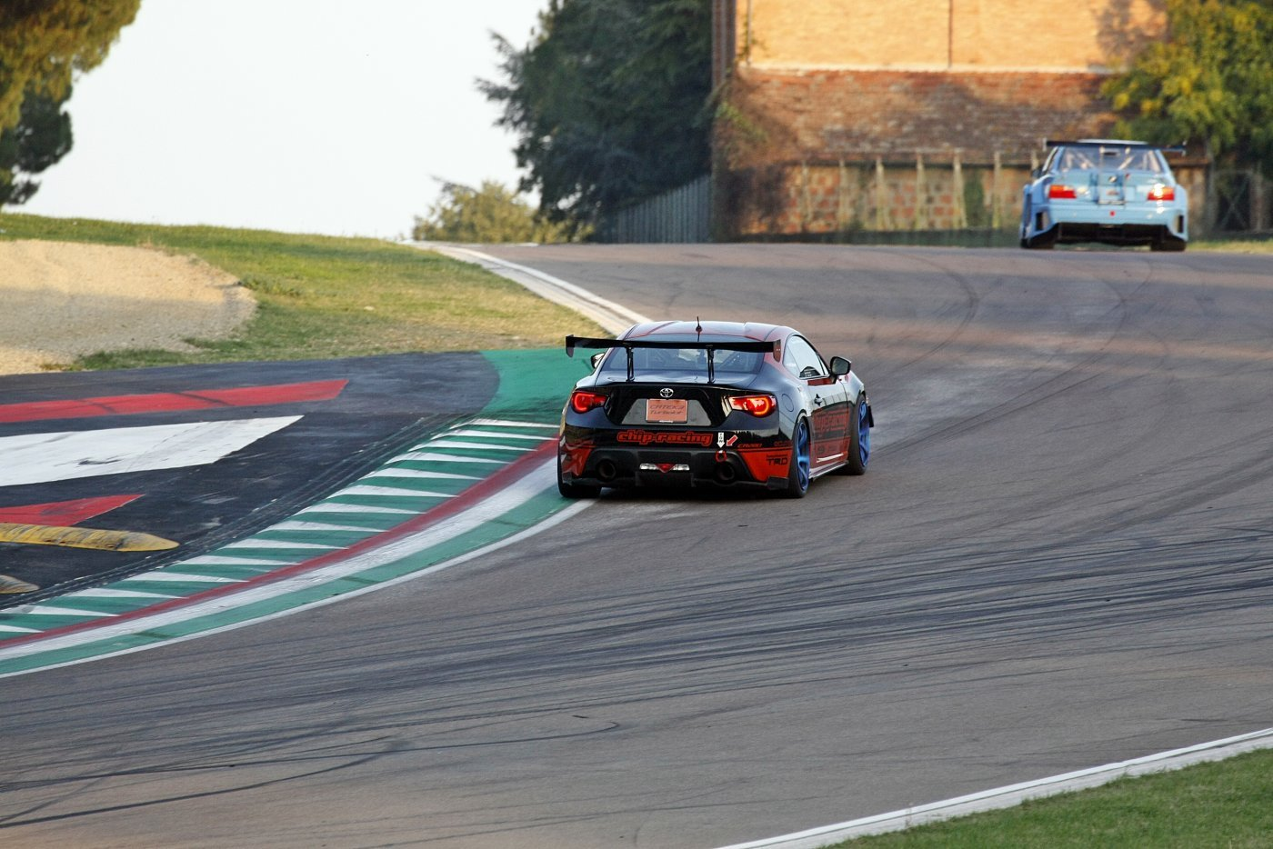 TAI 2019 Imola  Chip-Racing CR GT86 Turbo