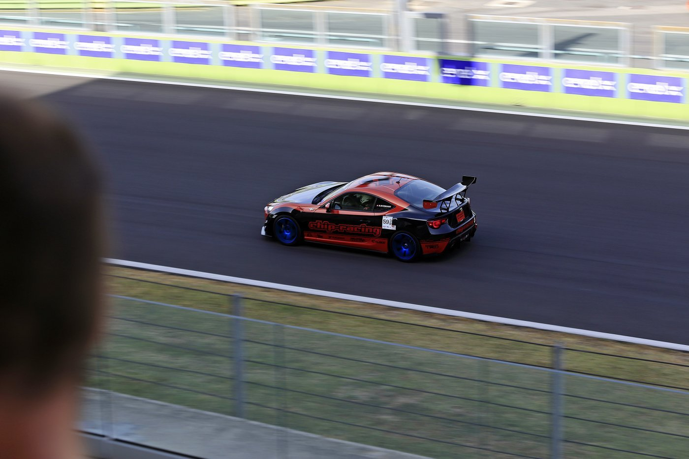 Time Attack Italia Chip-Racing Toyota GT86 Turbo