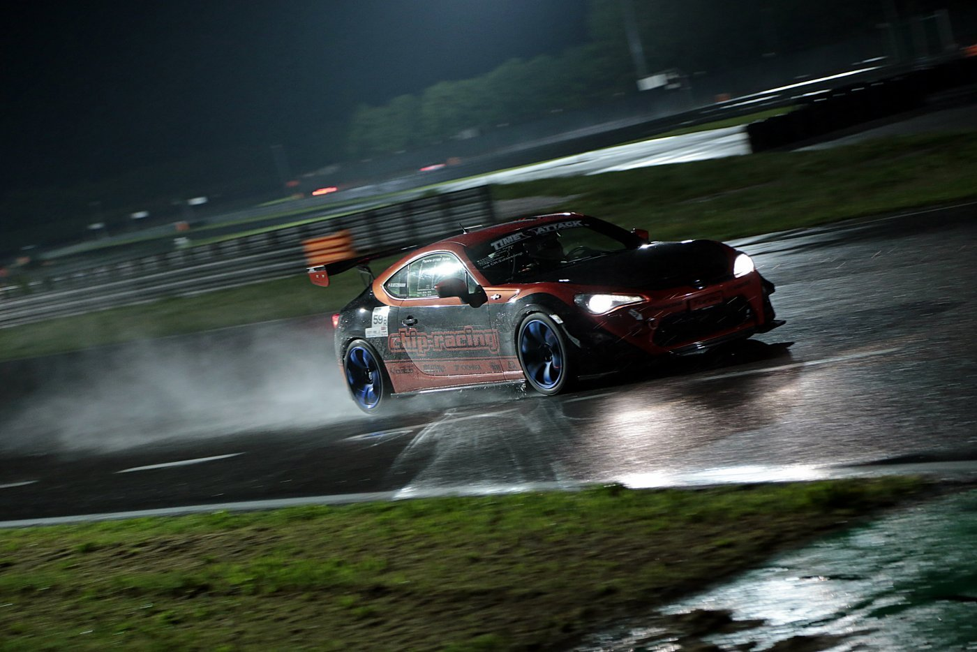 TAI 2019 ADRIA CR GT86 Turbo Night wet