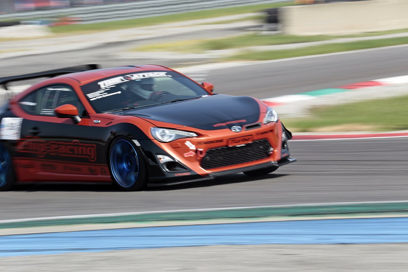 Roman Ritzmann Toyota GT86 Turbo Adria Time Attack