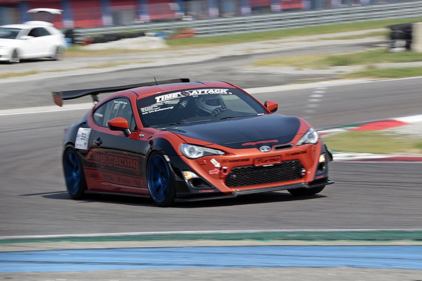Time Attack Italia Chip-Racing GT86 Turbo 1