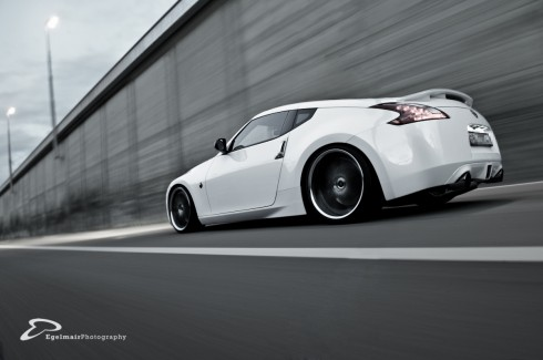 Introduction Auto Racing on Chip Racing Geht An Die Auto Z  Rich Mit Nissan 370z Supercharged