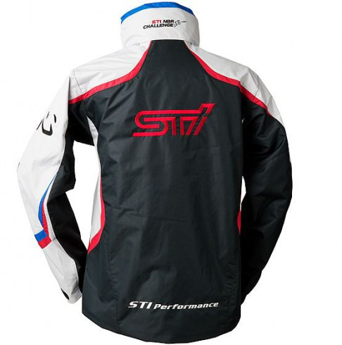 Auto Racing Jacket on Sti Nbr Challenge Team Wear And Jacket   Sti N  Rburgring Challenge