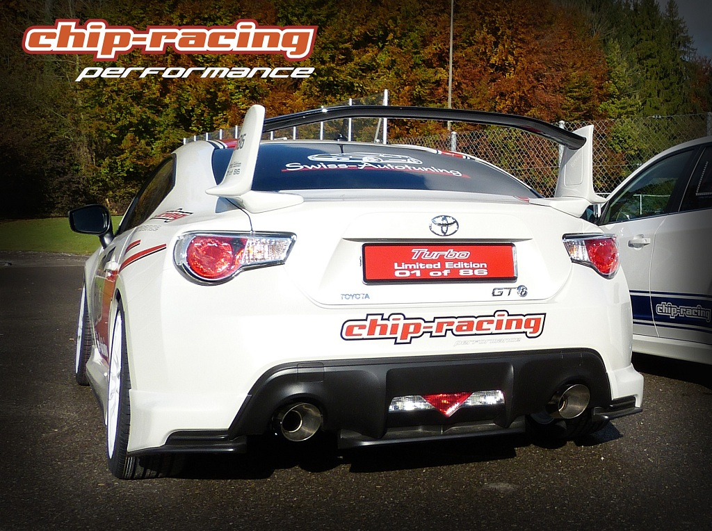 Toyota GT86 and Subaru BRZ tuning by Chip-Racing
