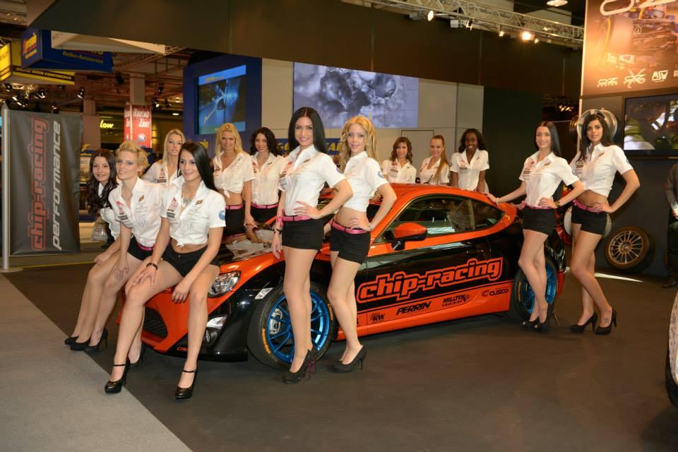 Miss Auto-Zürich 2013 Kandidatinnen