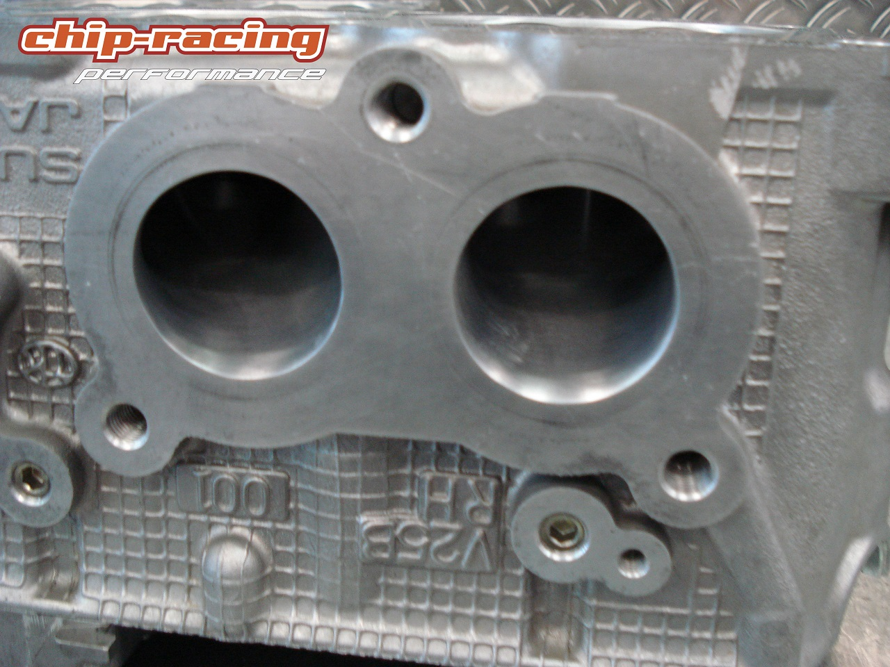 Ported EJ257 AVCS head
