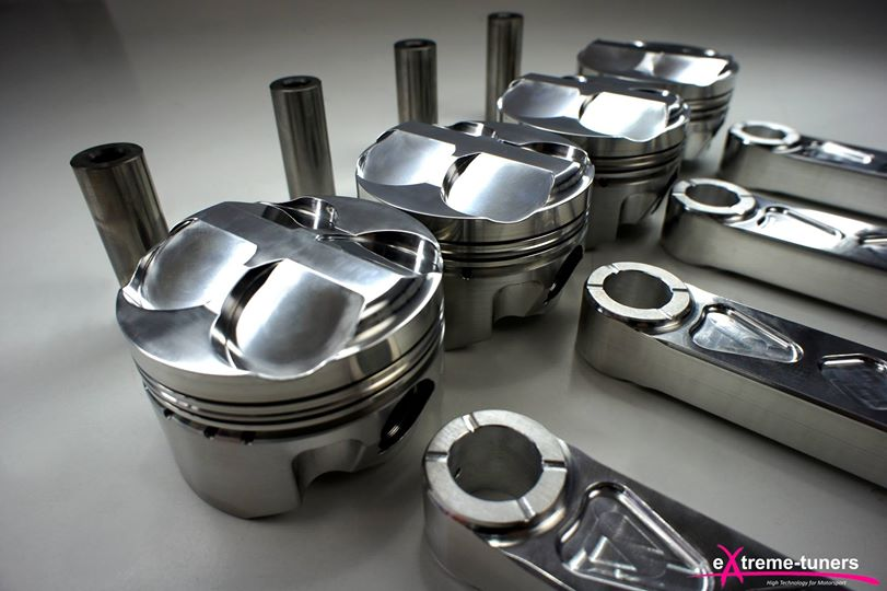 Extreme Tuners Drag Pistons