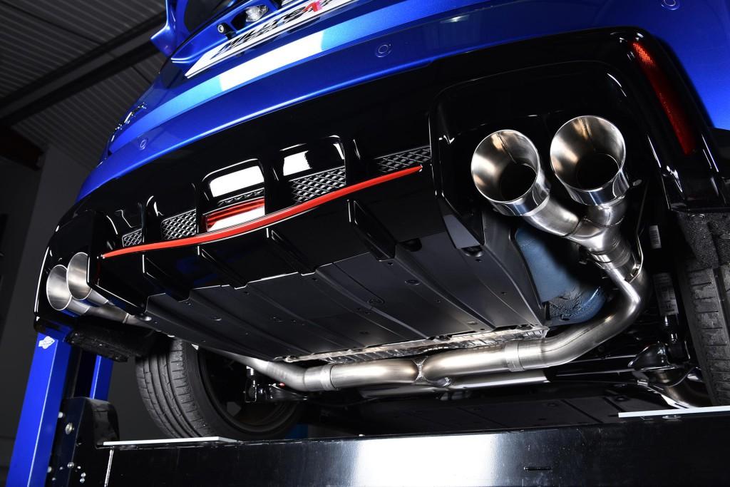 Honda Civic Type R Turbo Tuning: Milltek Exhaust