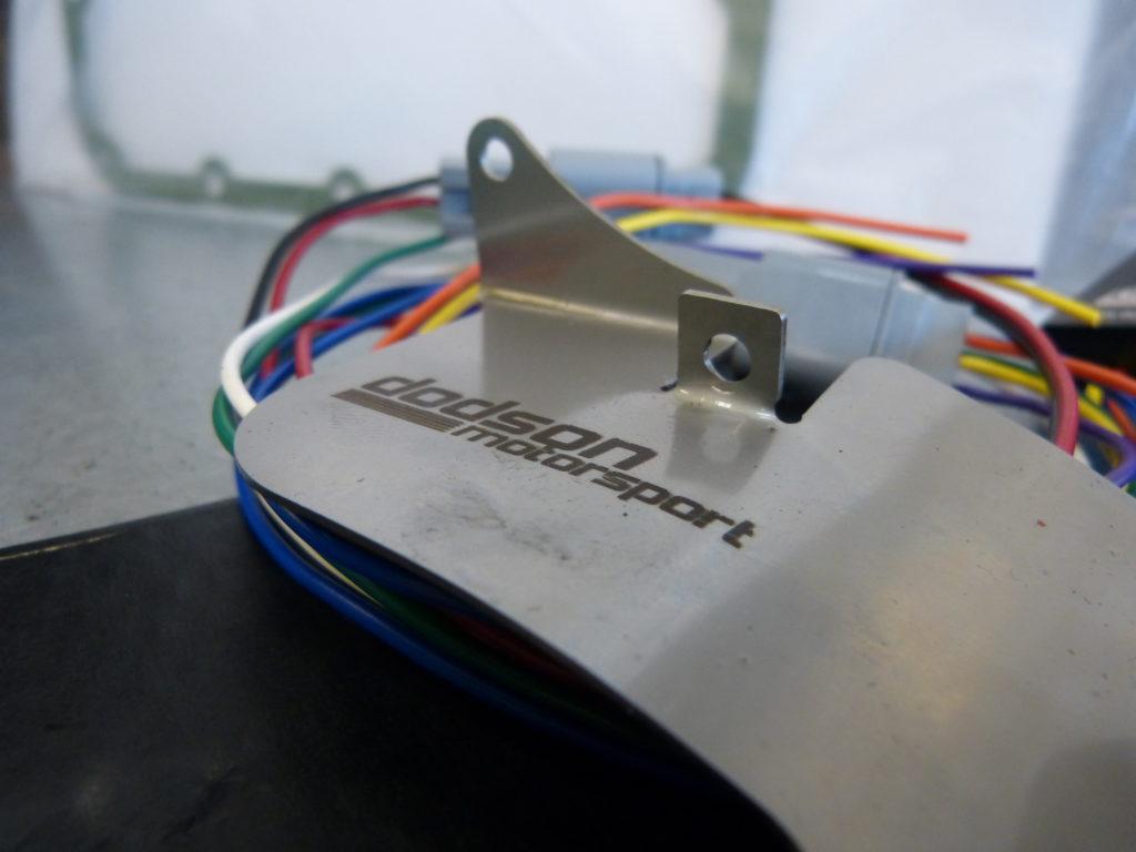 Dodson Motorsport GTR Sensoren