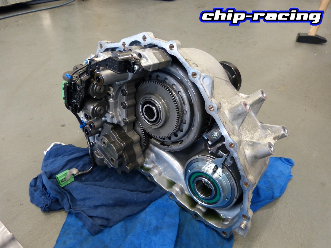GTR Getriebe Revision: GTR Kupplungsupgrade