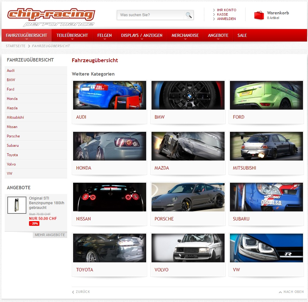 Chip-Racing Tuning-Shop