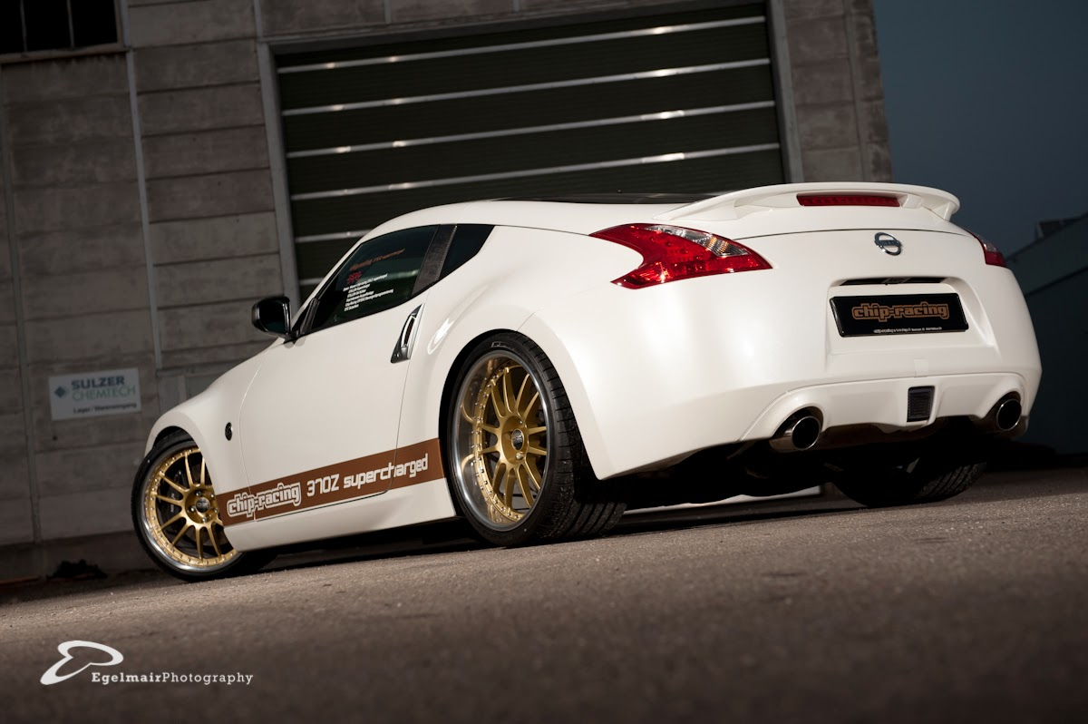 Nissan 370Z Kompressor legal