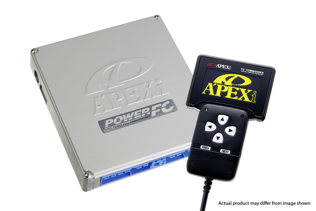 APEXI Power FC Programming